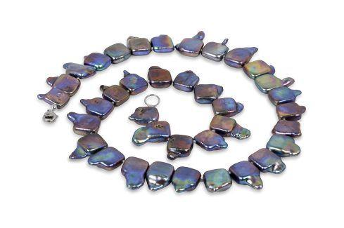JwL Luxury Pearls Náhrdelník z extravagantních pravých perel JL0139 Náhrdelníky