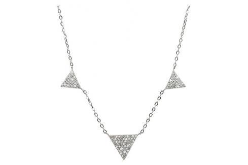 Selilya Silver Stříbrný náhrdelník SNJ10 Náhrdelníky